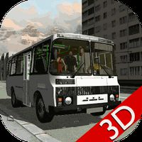 Russian Bus Simulator 3D apk icon