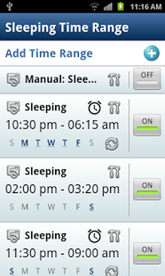 Sleep / Silent Mode / Auto SMS Android - Free Download Sleep