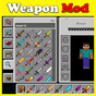 Weapon Case mod for MCPE 1.4.1