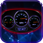 Salpicadero del coche animado 1.17