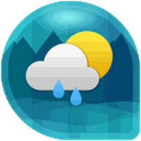 Ikon Cuaca & Jam widget - Android