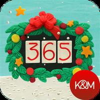 KM Christmas countdown widgets apk icon