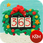 KM Christmas countdown widgets 17.03.08