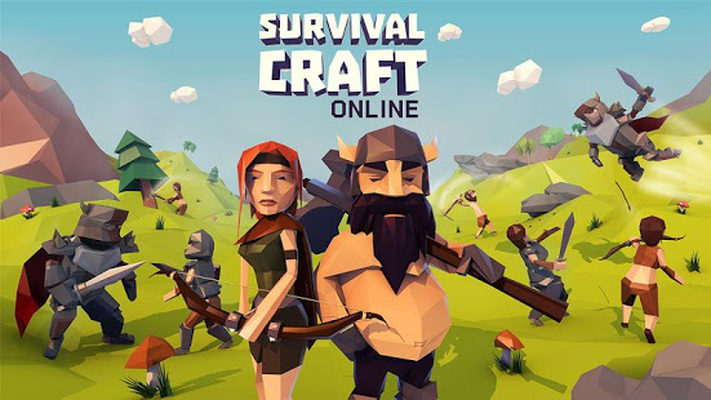 Survival Crafting Spiele