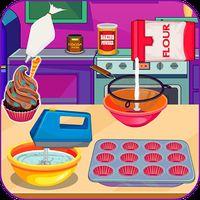 Baking moist chocolate cupcakes apk icono