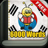 Icono de Aprender Coreano 6000 Palabras