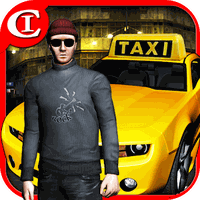Icône de TAXI KING 3D