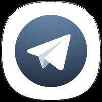 Icono de Telegram X