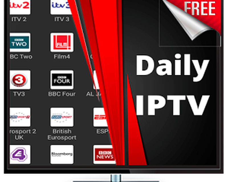 Download Daily IPTV 2018 1 2 free APK Android