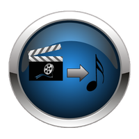 Ícone do Video to Mp3 Converter, Video Cutter, Audio Cutter