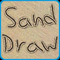 Ícone do Desenho na Areia - Sand Draw