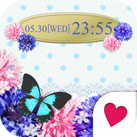 Cute wallpaper★flower soda APK Simgesi