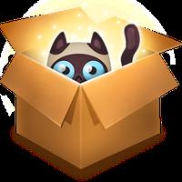Icono de Hacer Que El Gato Mágico