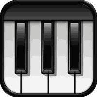 Ícone do apk Real Piano and Keyboard