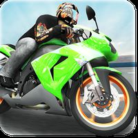Ícone do Moto Racing 3D