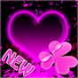 Hearts - GO Launcher Theme  APK