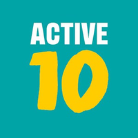 One You Active 10 Walking Tracker icon