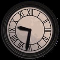 Retour vers le futur. Horloge.