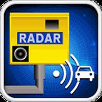 Icono de Detector de Radares Pro. Avisador Radar y Tráfico