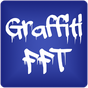 Graffiti para FlipFont® livre 9.09.0