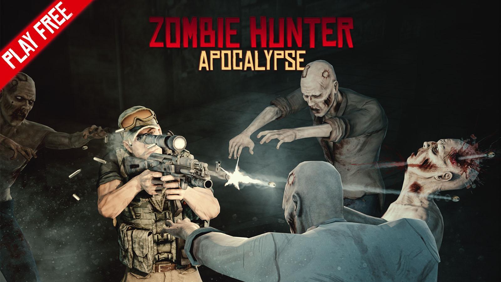 zombie hunter war of the dead apk