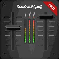 BroadcastMySelf/Pro Simgesi