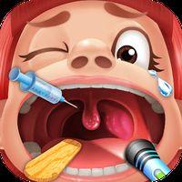 Biểu tượng apk Little Throat Doctor