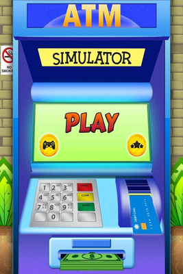 ATM Machine Simulator - Kids Shopping Game Android - Free