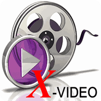 Icône apk X-VIDEO