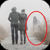 Ícone do Aplicativo de Fantasma em Foto