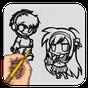 Como desenhar Manga 8.0