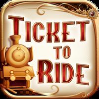 Ícone do Ticket to Ride