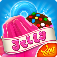 Ícone do Candy Crush Jelly Saga