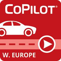 CoPilot Western Europe Simgesi