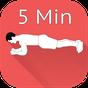 Упражнение планка – 5 минут