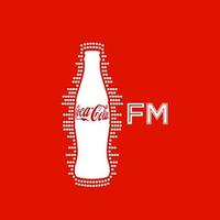 Ícone do Coca-Cola.FM Brasil