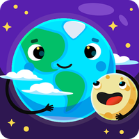 Space for Kids  icon