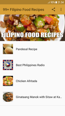 99 filipino food recipes android free download 99 filipino food 99 filipino food recipes image forumfinder Images