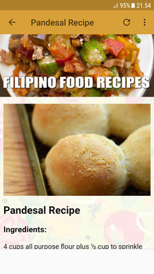 99 filipino food recipes android free download 99 filipino food 99 filipino food recipes image 2 forumfinder Gallery