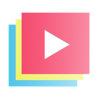 KlipMix - video maker free Simgesi