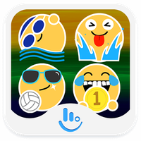 Ícone do 2016 Olympic Games Emoji Pack