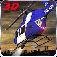 911 Police Helicopter Sim 3D apk icon
