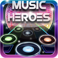 Ícone do apk Music Heroes: Be a Guitar Hero