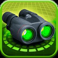 Ícone do Night Vision Spy Camera Free