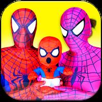 Superheroes Fun Kids Videos APK Simgesi