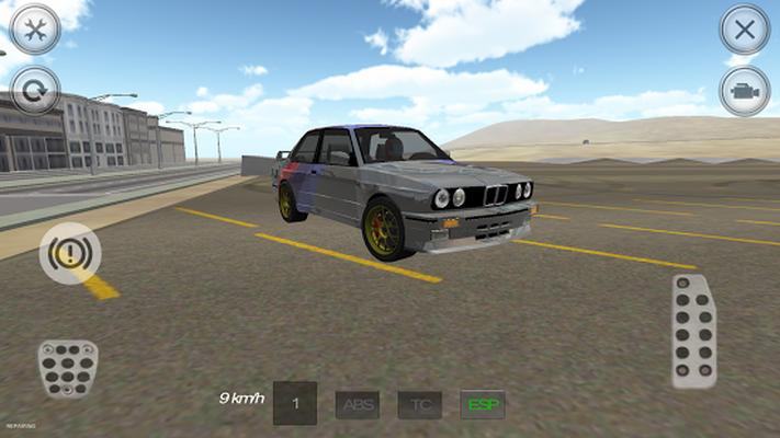 Elegant Extreme Sport Car Simulator 3D Image 5