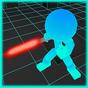 Stickman Neon Warriors: luta de espadas