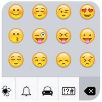 Ícone do apk iPhone Keyboard - iOS 8
