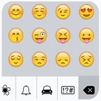 iphone emoji keyboard apk free download