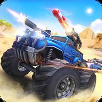 Icône de Overload - Multiplayer Cars Battle Shooting Firing